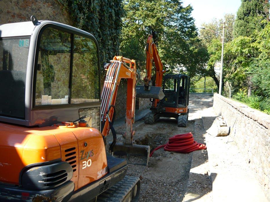 Lavori Edili Stradali Perugia - GMP spa